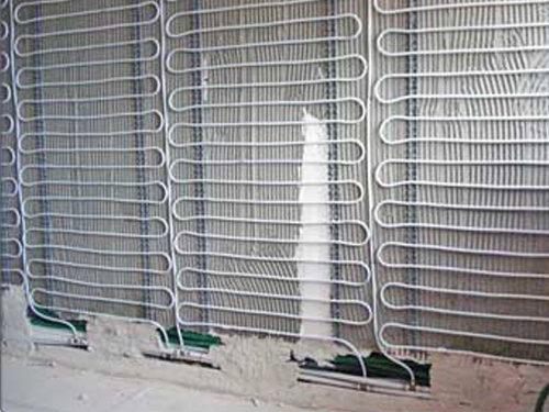 Riscaldamento cigallino - Riscaldamento pannelli radianti a parete ...